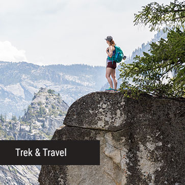 Trek & Travel Banner