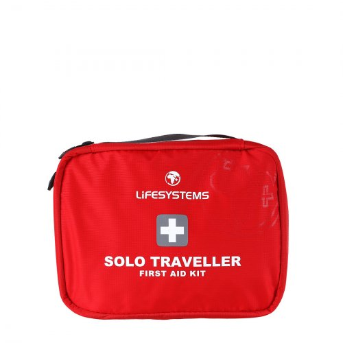 Solo Traveller First Aid Kit (EU Kit)