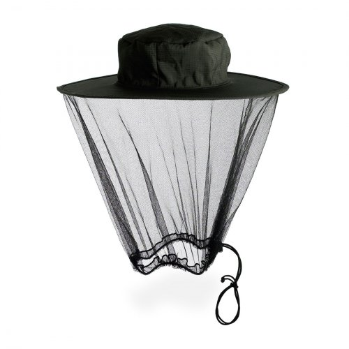 Pop-up Mosquito and Midge Head Net Hat